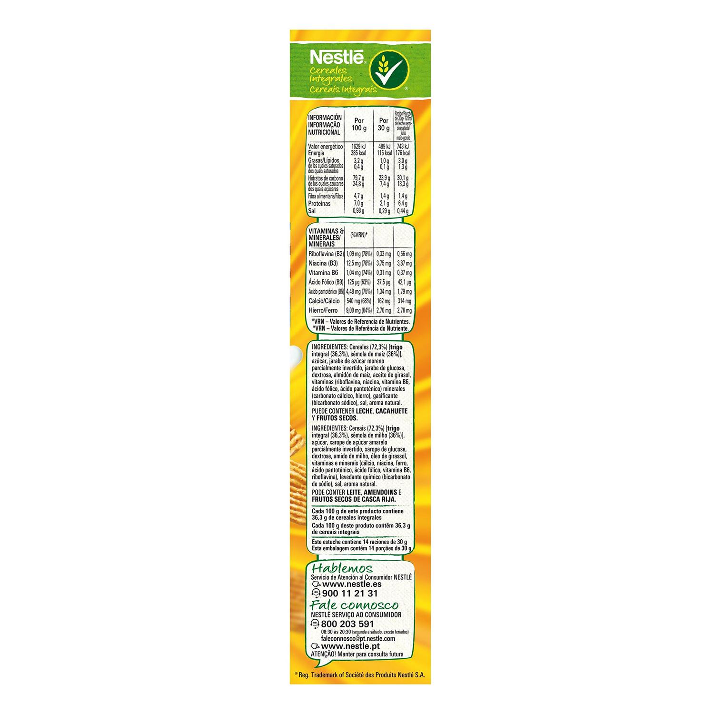 Cereales integrales Golden Grahams Nestlé 420 g. -