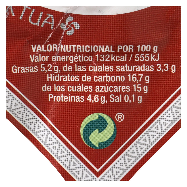 Yogur con leche de oveja con cereza Doncel 140 g. - 2