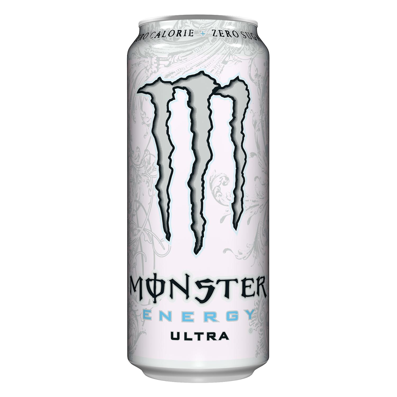 Bebida energética Monster Ultra zero calorías 50 cl.