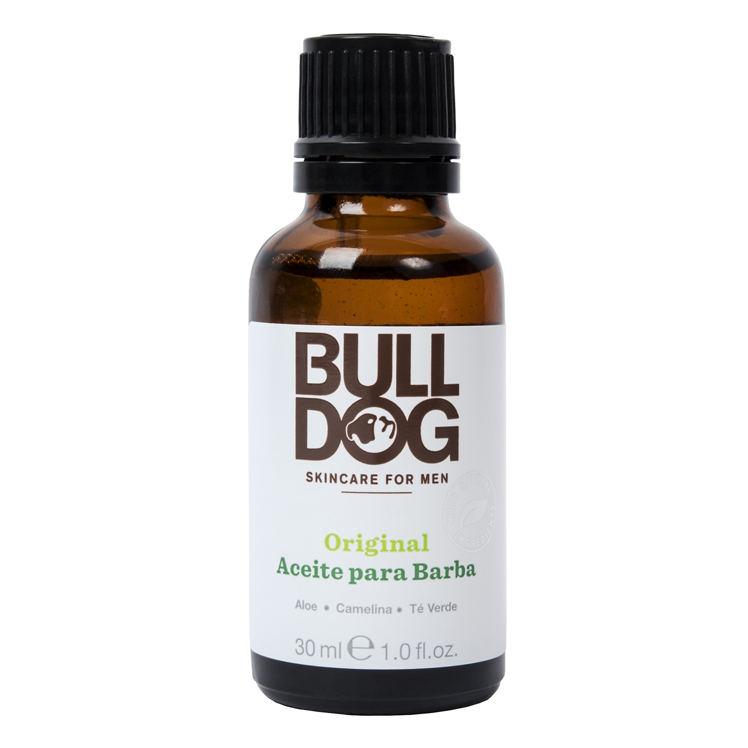 Aceite para barba original Bulldog 30 ml.
