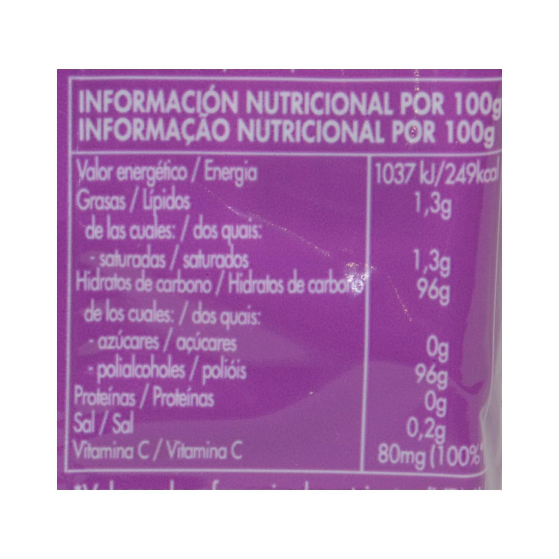 Caramelos frutos rojos sin azúcar - 2