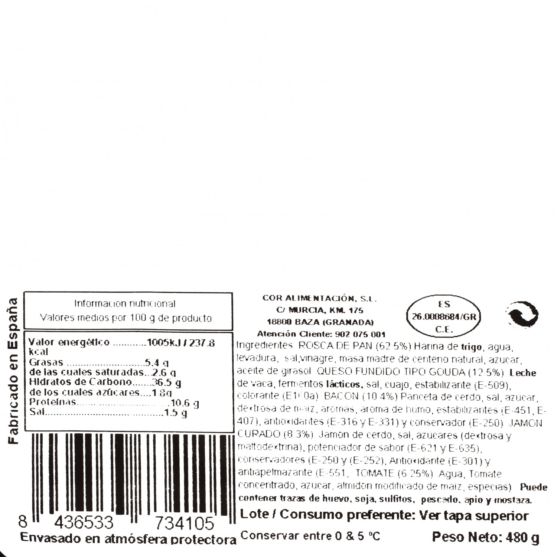 Rosca rústica serrana - 2