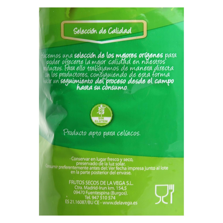 Cacahuetes con cáscara Dlv sin gluten 550 g. - 2