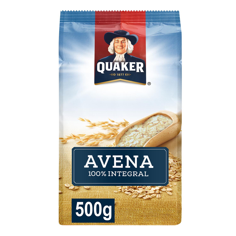 Avena blanca Quaker 500 g.