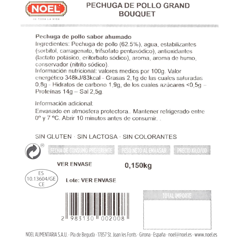 Pechuga de pollo Grand Bouquet - 3