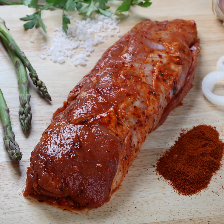 Solomillo de Cerdo al Romero Extrafino El Pozo 500 g