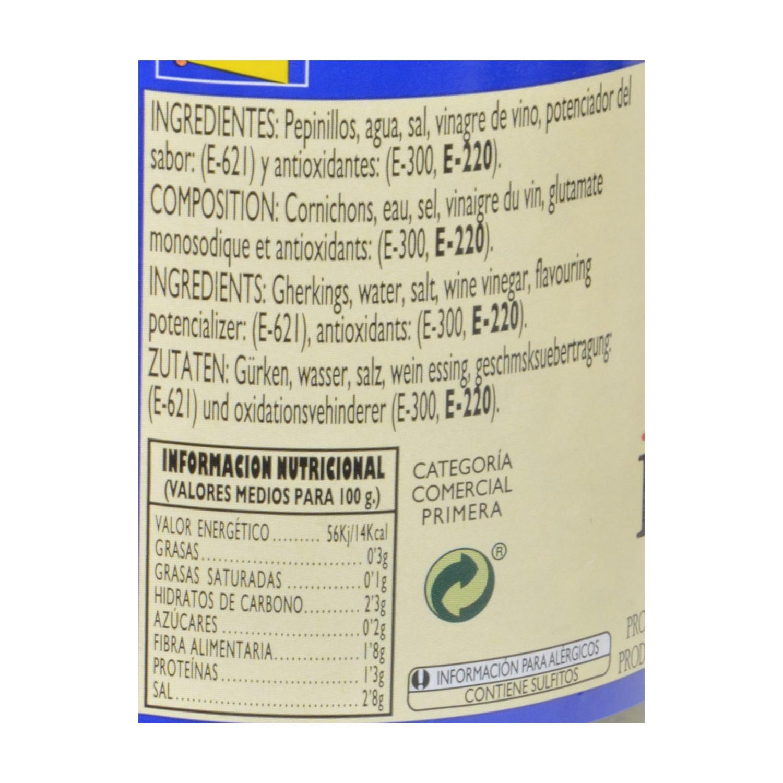Pepinillos en vinagre - 2