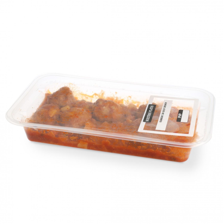 Albóndigas con salsa jardinera Bo de Debó 550 g