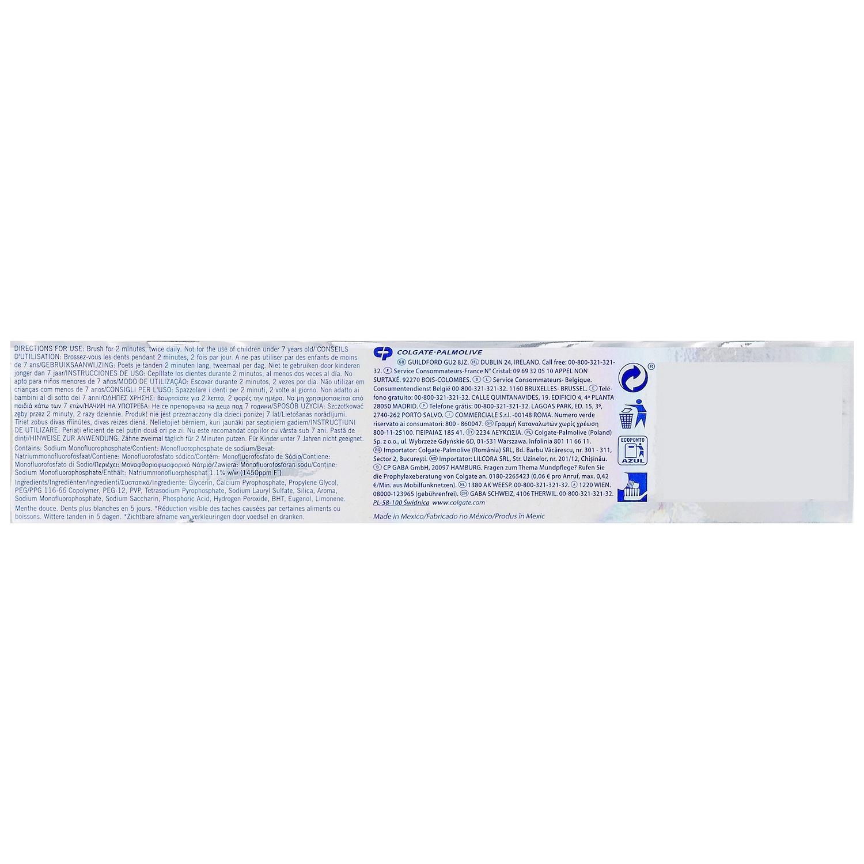 Dentífrico Max White Expert menta suave - 3