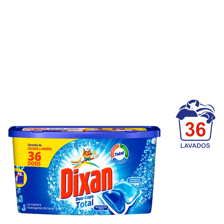 Detergente Duo-Caps Total