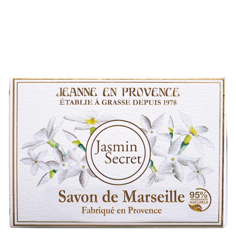 Jabón de manos en pastilla Jasmin Secret 100 g.