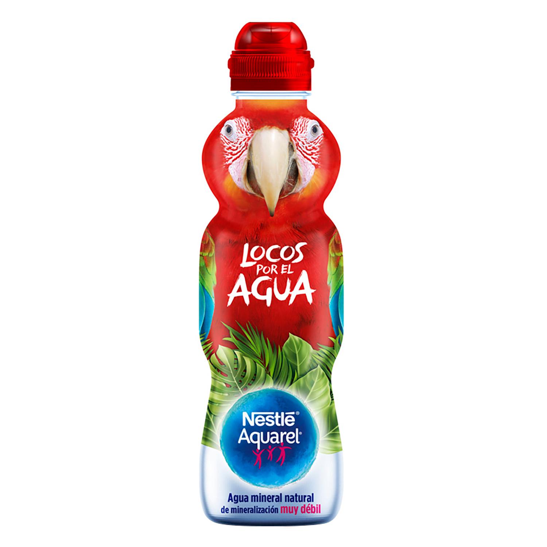 Agua mineral Aquarel natural Toy 33 cl. - 2
