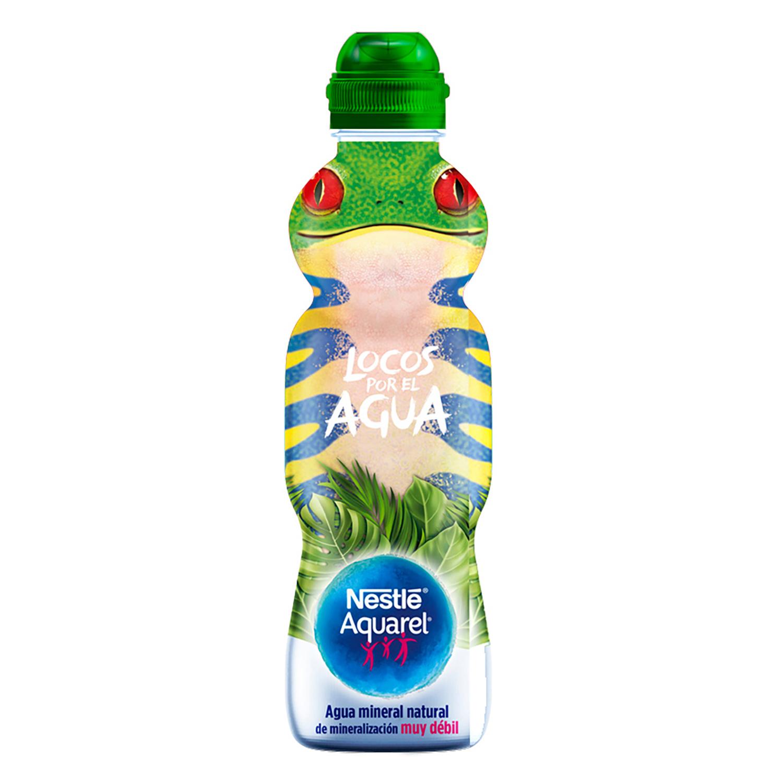 Agua mineral Aquarel natural Toy 33 cl. - 3