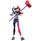 Mattel -Muñecas Dc Super Hero Girls Harly Quinn