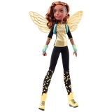 Mattel -Muñecas Dc Super Hero Girls Bumble Bee