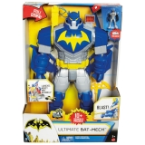 Mattel - Batman El Mech definitivo
