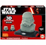 Educa Borras - 3D Sculpture Puzzle Stormtrooper