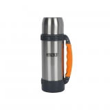 Termo Clásico de Acero Inoxidable Hot & Cold 8,6cm - Inox