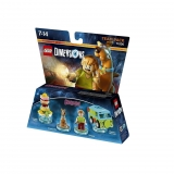 Lego Dimensions Team Pack Scooby-doo Scooby y Shaggy