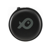 Funda Auriculares Poss PSPOUCH - Negro