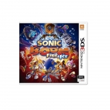Sonic Boom: Fire & Ice para 3DS