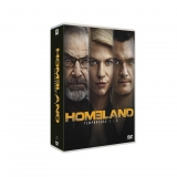 Homeland Temporada 1-5 - DVD