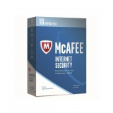 Antivirus McAfee Internet Security 2017 10 Licencias