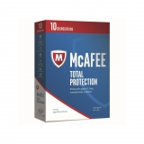 Antivirus McAfee Total Protection 2017 10 Licencias