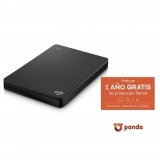Disco duro Externo Seagata HDD Backup Plus Slim 2,5