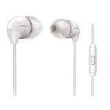 Auriculares Philips SHE3595WT/00 - Blanco