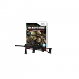 Heavy Fire Afghanistan con Rifle para Wii