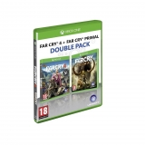 Double Pack Far Cry 4+ Far Cry Primal para Xbox One