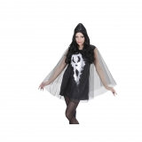 Disfraz de Chica Screaming Ghost Talla M