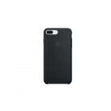 Funda de Silicona Apple Case para iPhone 7 Plus – Negro