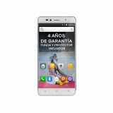 Móvil Intex Aqua Shine 4G - Blanco