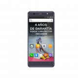 Móvil Intex Aqua Shine 4G - Gris