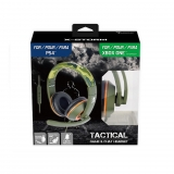 Headset Camo X-Storm Tactical para Xbox One y PS4
