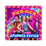 En Vivo DVD + CD - Grandes Exitos. PICA PICA