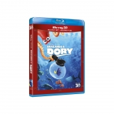 Buscando a Dory - Blu Ray 3D