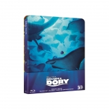 Buscando a Dory - Blu Ray Steelbox