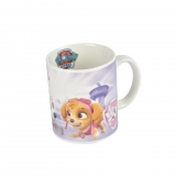 Mug de Bon China Patrulla Canina No pup is too Small 1pz - Decorado