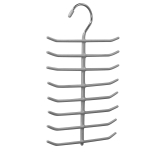 Percha de ropa de Metal CARREFOUR HOME 1 x 16 x 24 cm -