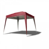 Carpa California 3x3. Rojo