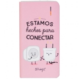 Batería Externa Mr. Wonderful 4000 mAh - Rosa