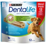 Pack 12 Snack Dentalife Large para Perro