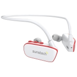 Reproductor MP3 Sunstech 4GB Argos – Rojo
