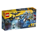 Lego - Ataque Gélido de Mr. Freeze
