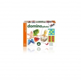 Diset - Domino Photo Animals