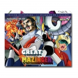 Great Mazinger Box 5  - Blu Ray