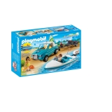 Playmobil - Pick Up con Lancha